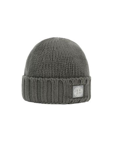 STONE ISLAND N17D6 Hat Man Musk Green USD 114