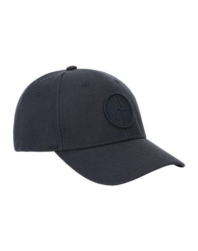 STONE ISLAND 99175 Cap Man Blue USD 79