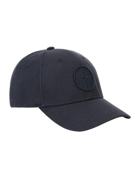STONE ISLAND 99175 Cap Man Blue