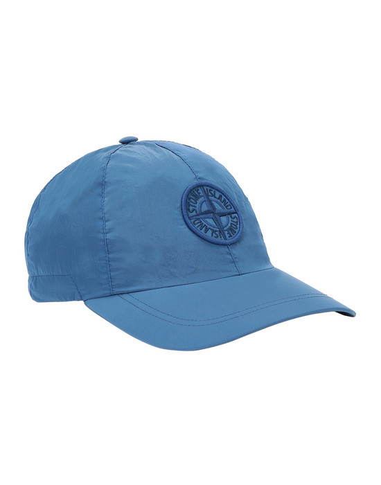 Sold out - STONE ISLAND 99576 NYLON METAL Cap Man Periwinkle