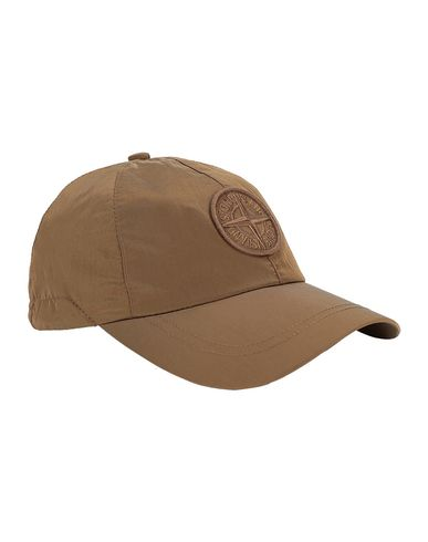 STONE ISLAND 99576 NYLON METAL Cap Man Tobacco USD 114