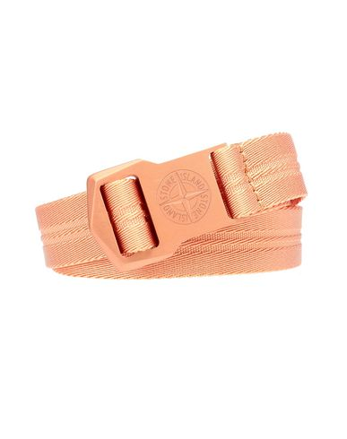 STONE ISLAND 94263 Belt Man Orange EUR 111