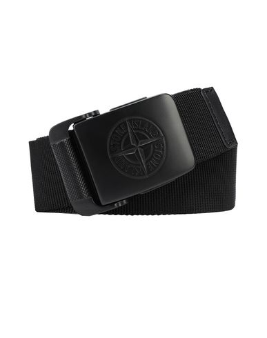 STONE ISLAND 94873 Belt Man Black USD 98
