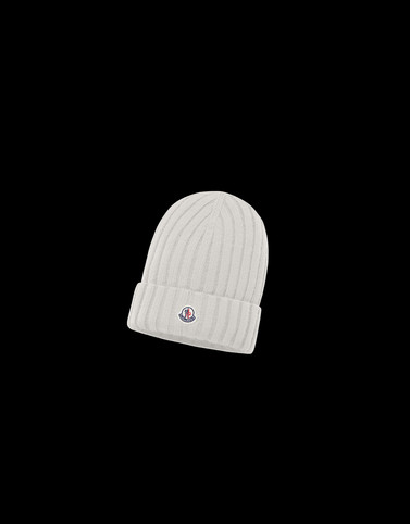 针织帽 象牙白 帽子 女士