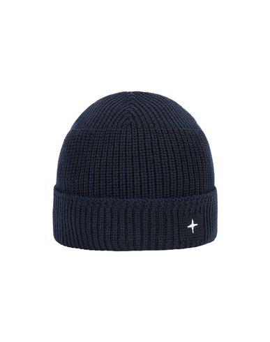 STONE ISLAND N05C3 Hat Man Blue EUR 76