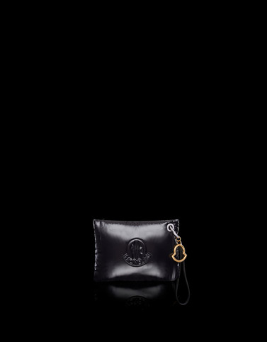 VANILLE SMALL Black Small Leather Goods Woman