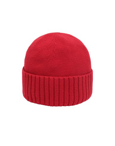 STONE ISLAND SHADOW PROJECT N01A3 HOODIE  Hat Man Red USD 119