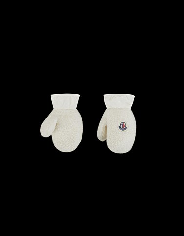 MITTENS White Baby 0-36 months - Girl Woman