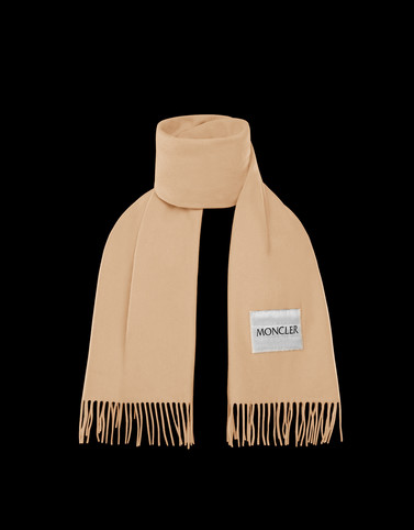 SCARF Camel Scarves & Gloves Woman