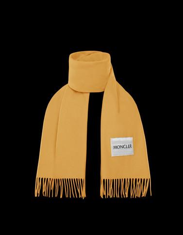 围巾 黄色 Les Petites Cadeaux 女士