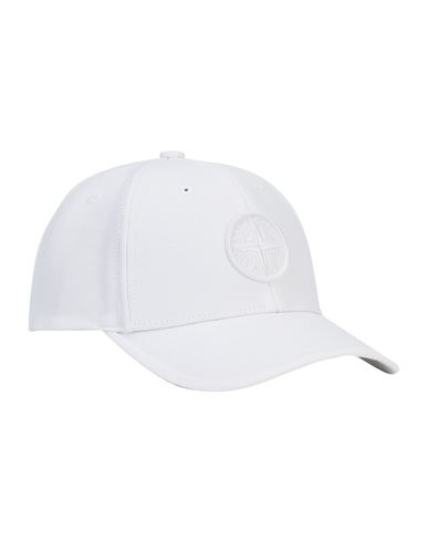STONE ISLAND KIDS 91263 Cap Man White USD 92