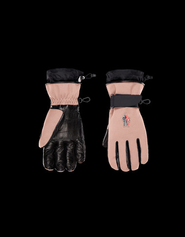 SKI GLOVES Blush Pink Small Leather Goods Woman