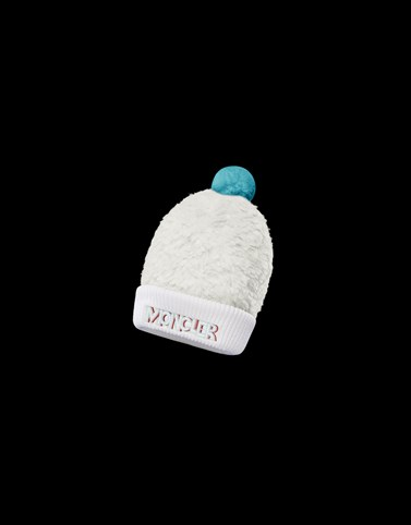 HAT Ivory Category BEANIES Woman
