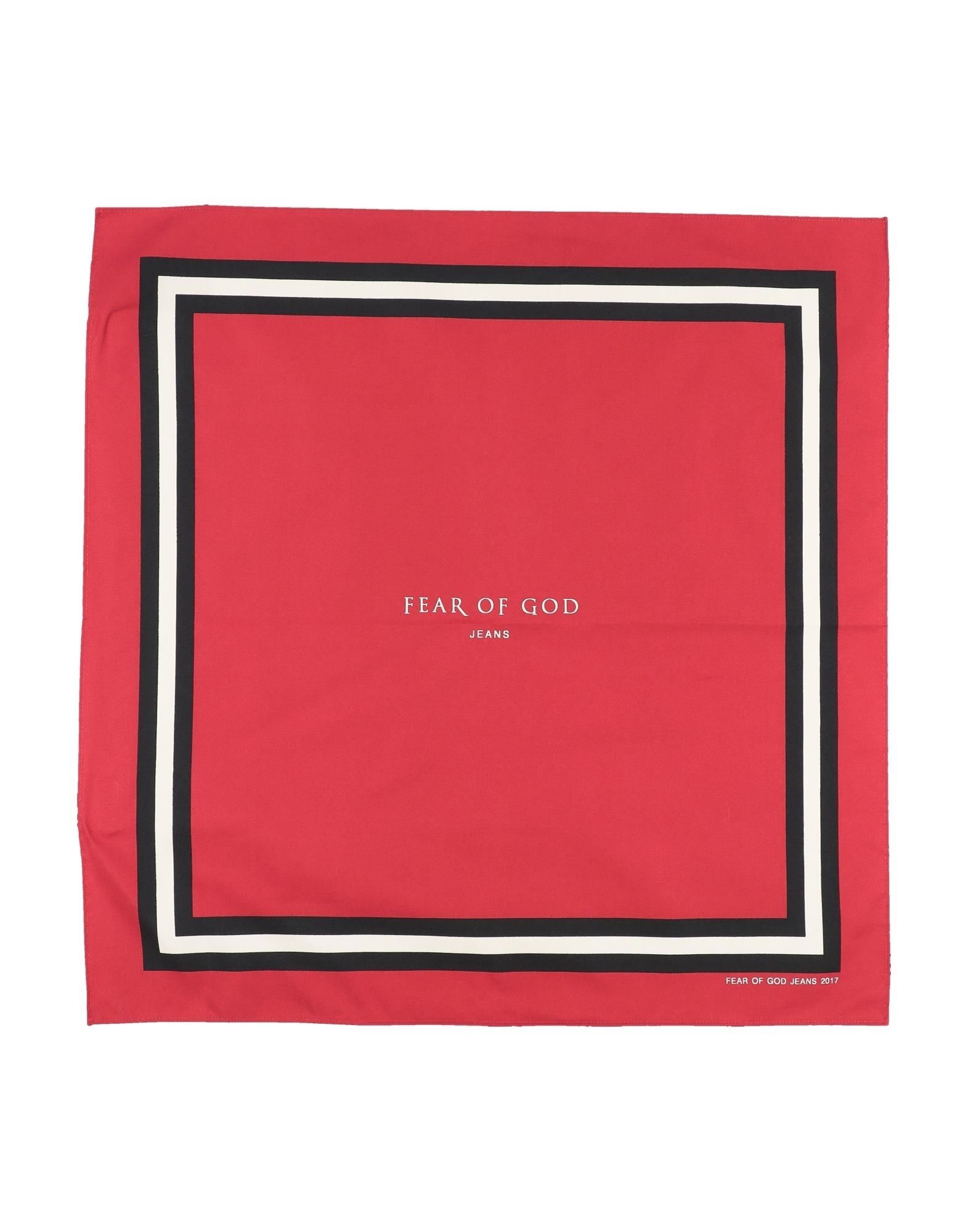 FEAR OF GOD Платок chill of fear