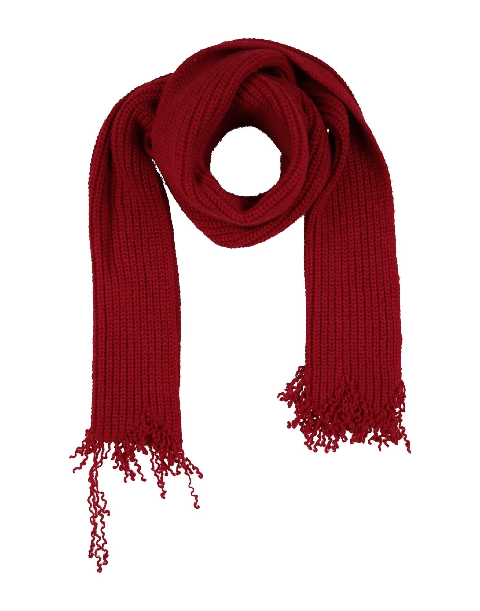MARNI Scarves. knitted, no appliqués, basic solid color, medium-weight knit. 100% Virgin Wool