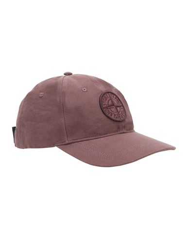 STONE ISLAND 99468 Cap Man Dark Burgundy USD 134