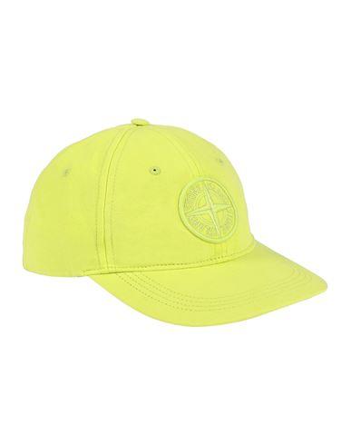 STONE ISLAND 99468 Cap Man Pistachio Green USD 168