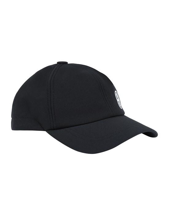 帽子 メンズ  99227 LIGHT SOFT SHELL-R_e.dye® TECHNOLOGY Front STONE ISLAND