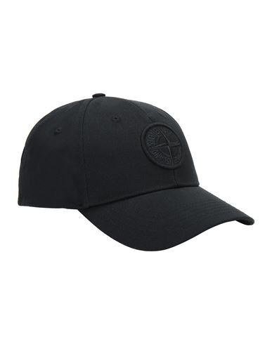 STONE ISLAND 99661 Cap Man Black USD 104