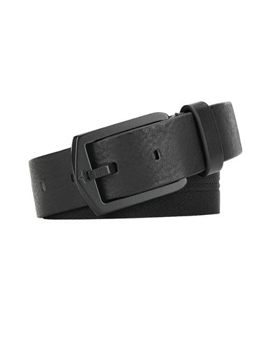 STONE ISLAND 94362 Belt Man Black USD 218