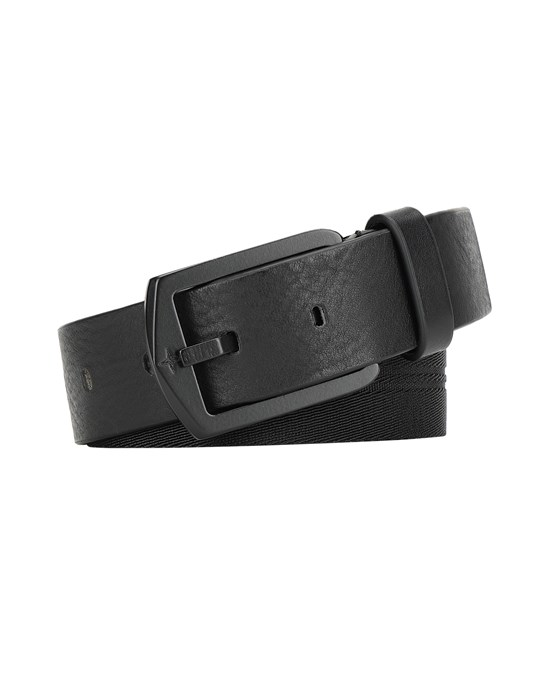 STONE ISLAND 94362 Belt Man Black