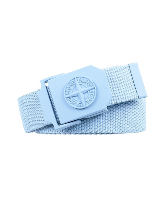 STONE ISLAND 94071 Belt Man Sky Blue