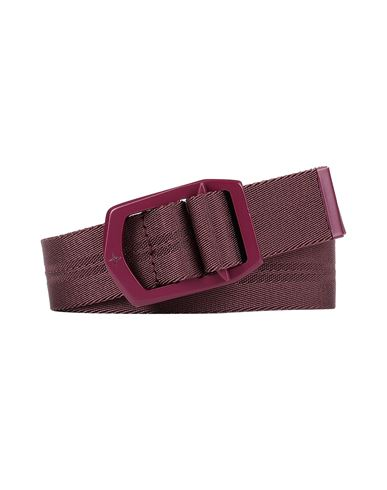 STONE ISLAND 94163 Belt Man Dark Burgundy USD 176