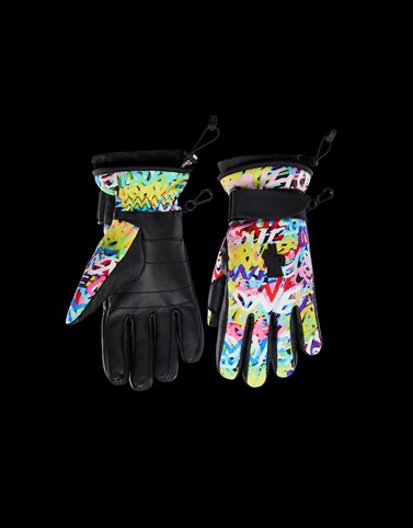 SKI GLOVES Multicolor Small Leather Goods Woman