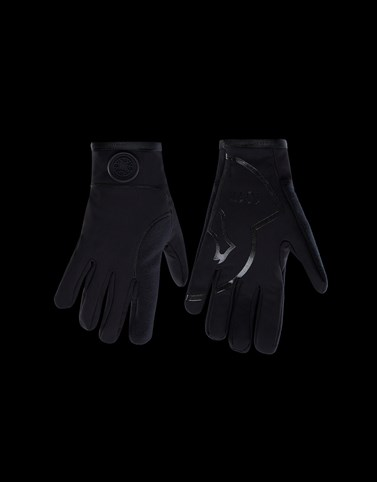 GLOVES Black Genius Woman