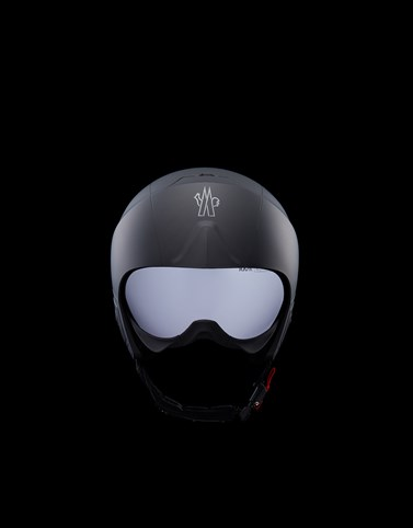 SKI HELMET Black Special Woman