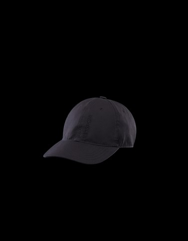BASEBALL HAT Black Category BASEBALL HATS Man
