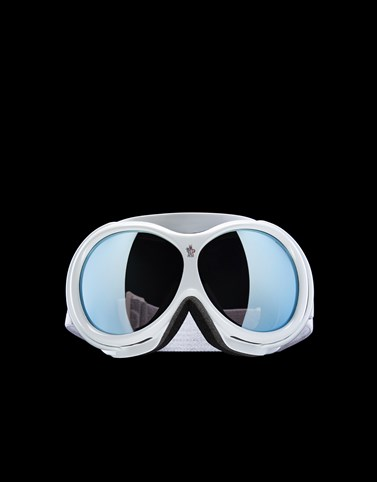 EYEWEAR White Ski Masks Woman