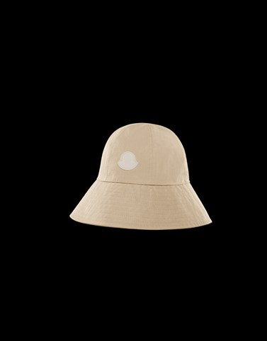 HAT Beige Category Hats Woman