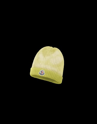HAT Acid green Category BEANIES Man