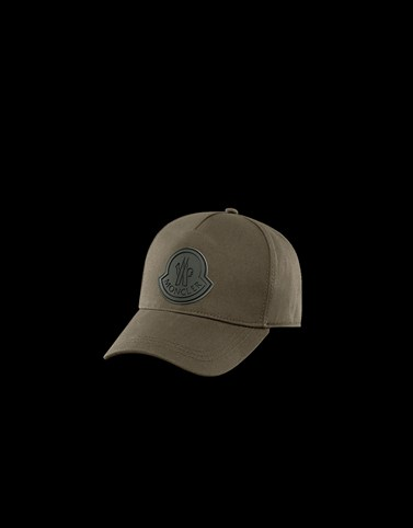 BASEBALL HAT Military green Category BASEBALL HATS Man