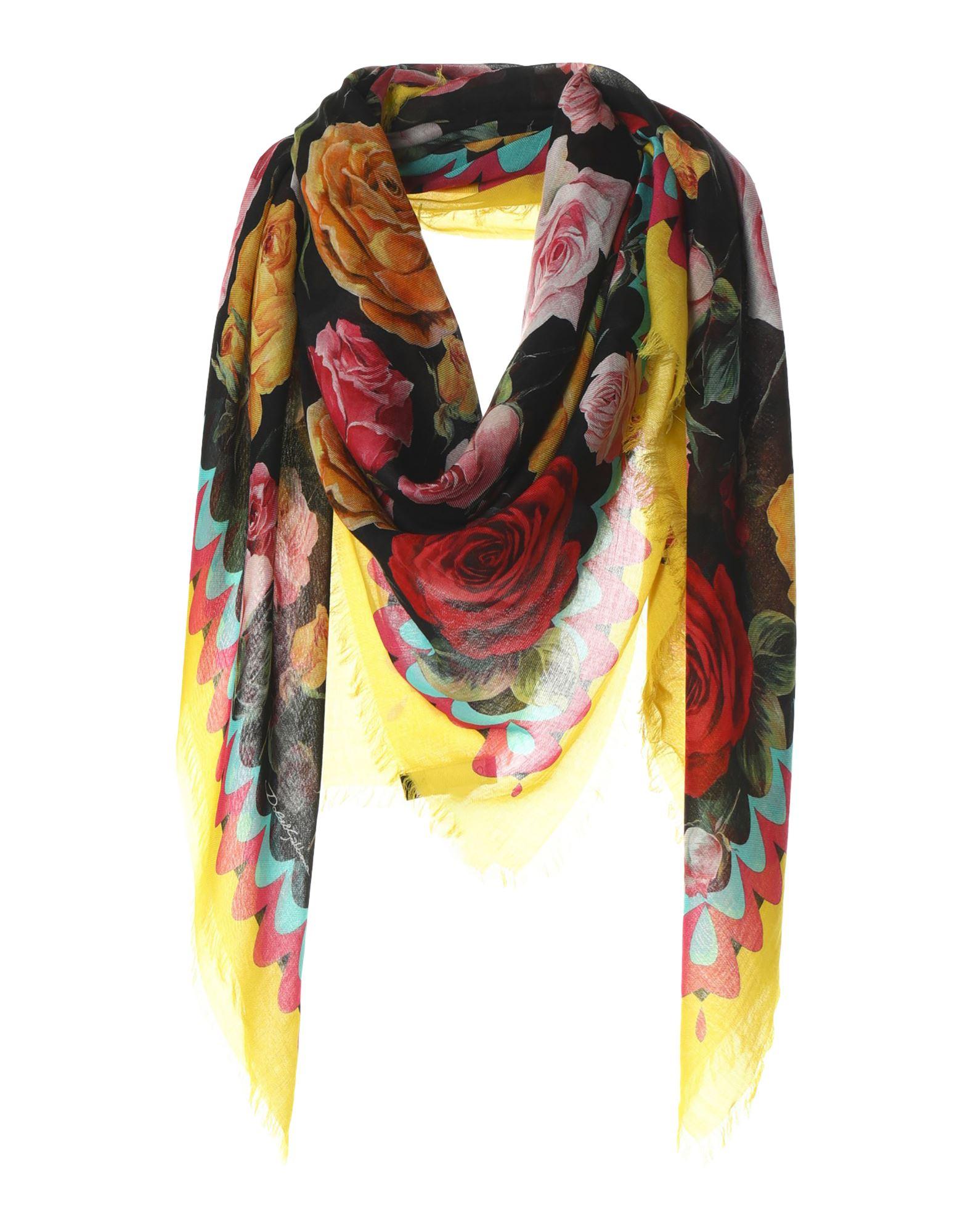 DOLCE & GABBANA Square scarves - Item 46736981