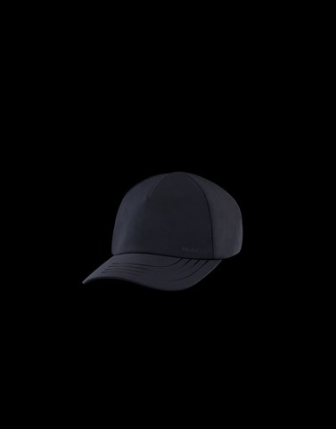 BASEBALL HAT Black Category BASEBALL HATS Woman