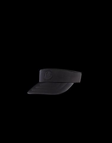 针织帽 黑色 For Women 女士