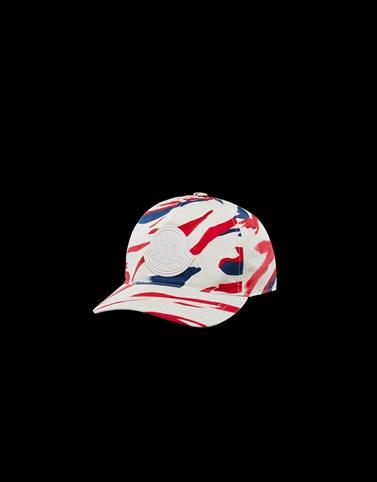 CAPPELLO BASEBALL Colore Bianco Categoria Cappelli Uomo