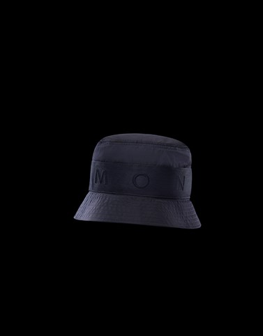 HAT Black Category Hats Man