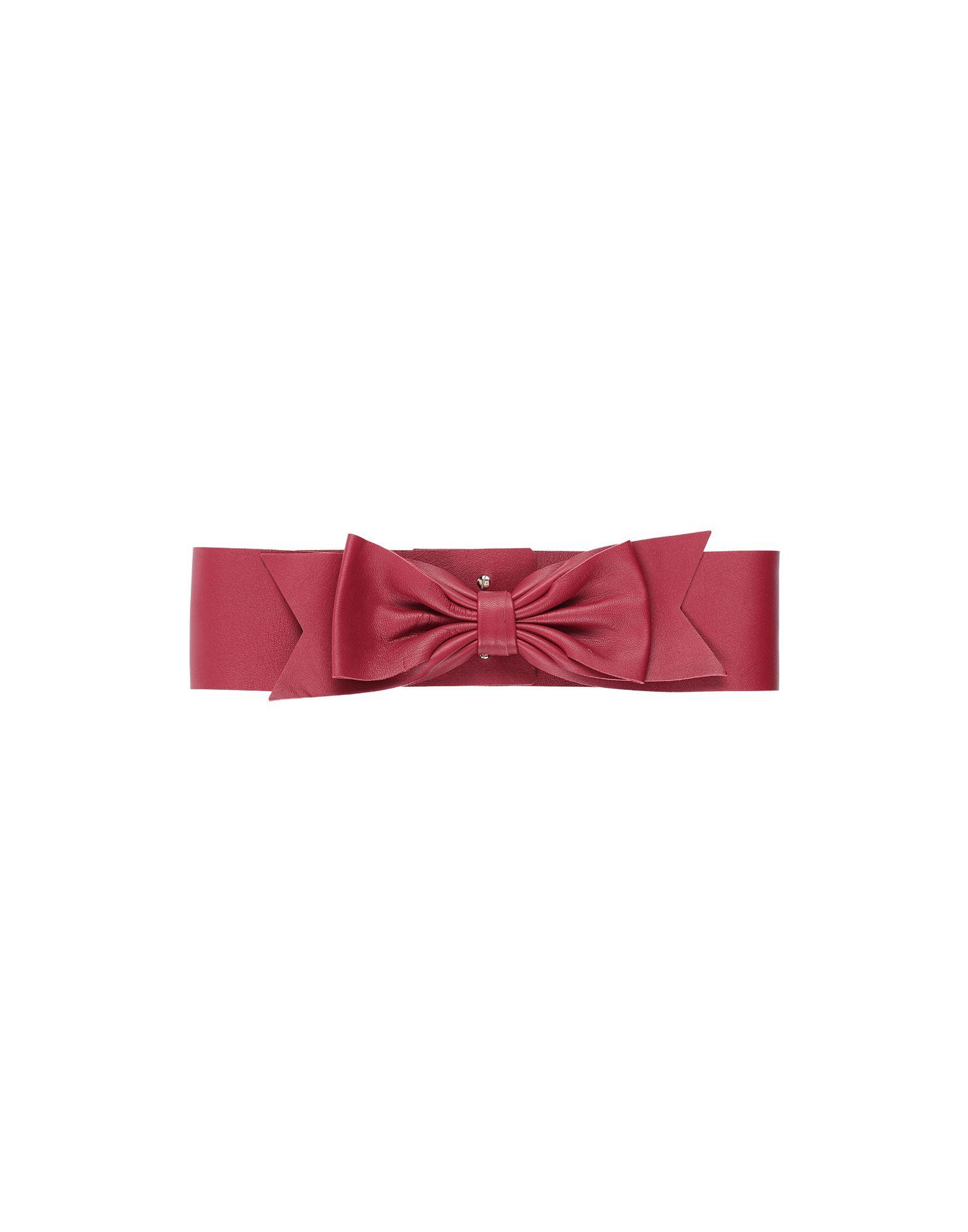 RED(V) Ремень red padded design deep v neck bodysuit swimwears