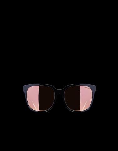 宽方框太阳镜 黑色 眼镜 女士