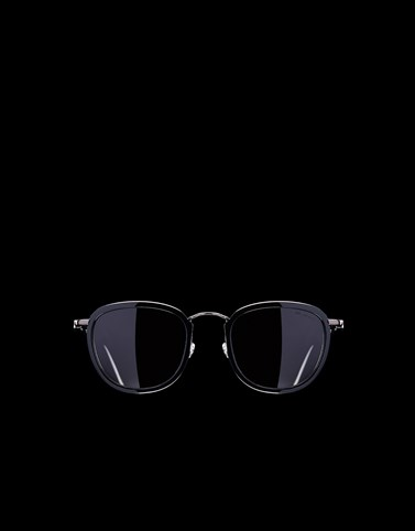 BLACK AND GREY SUNGLASSES Black Eyewear Woman
