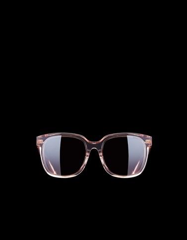 サングラス トランスペアレント ピンク ピンク アイウェア レディース