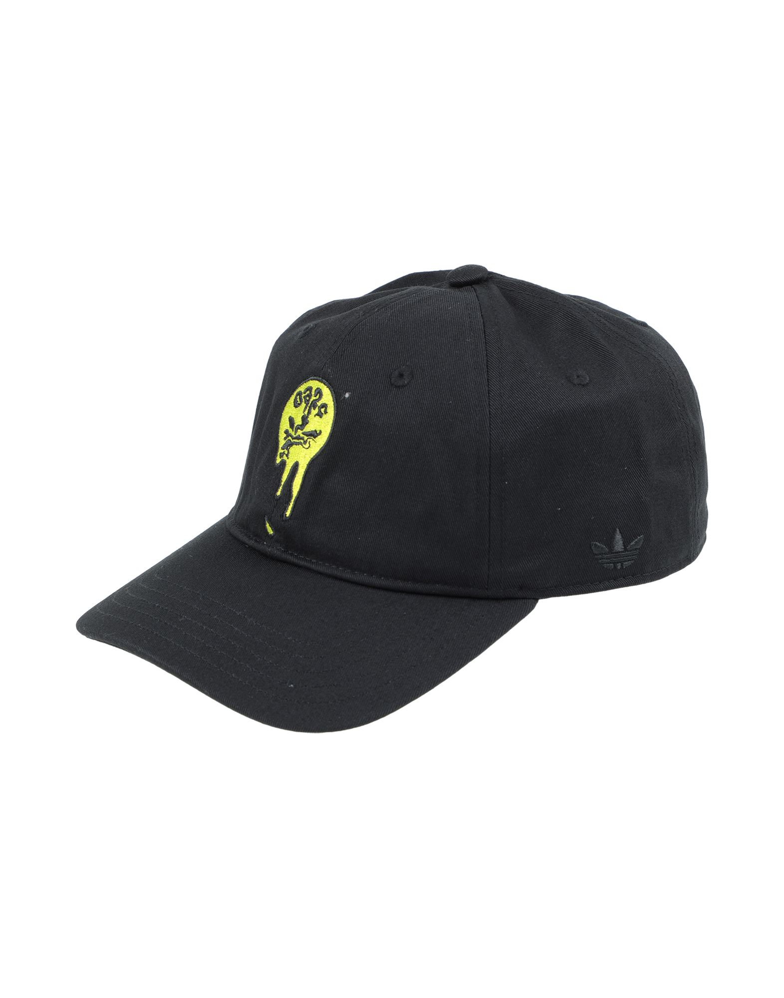 Adidas By 032c Hats In Black