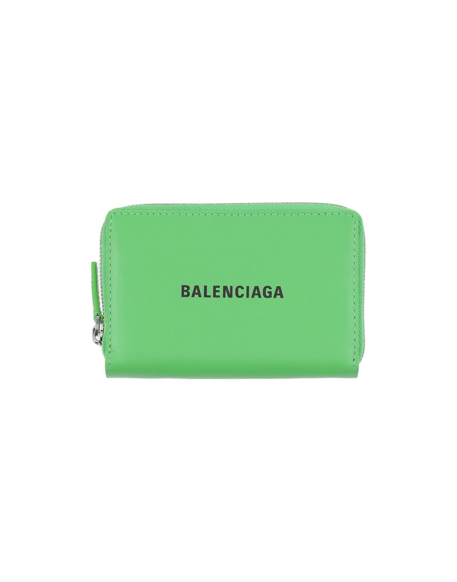 BALENCIAGA バレンシアガ メンズ 小銭入れ グリーン