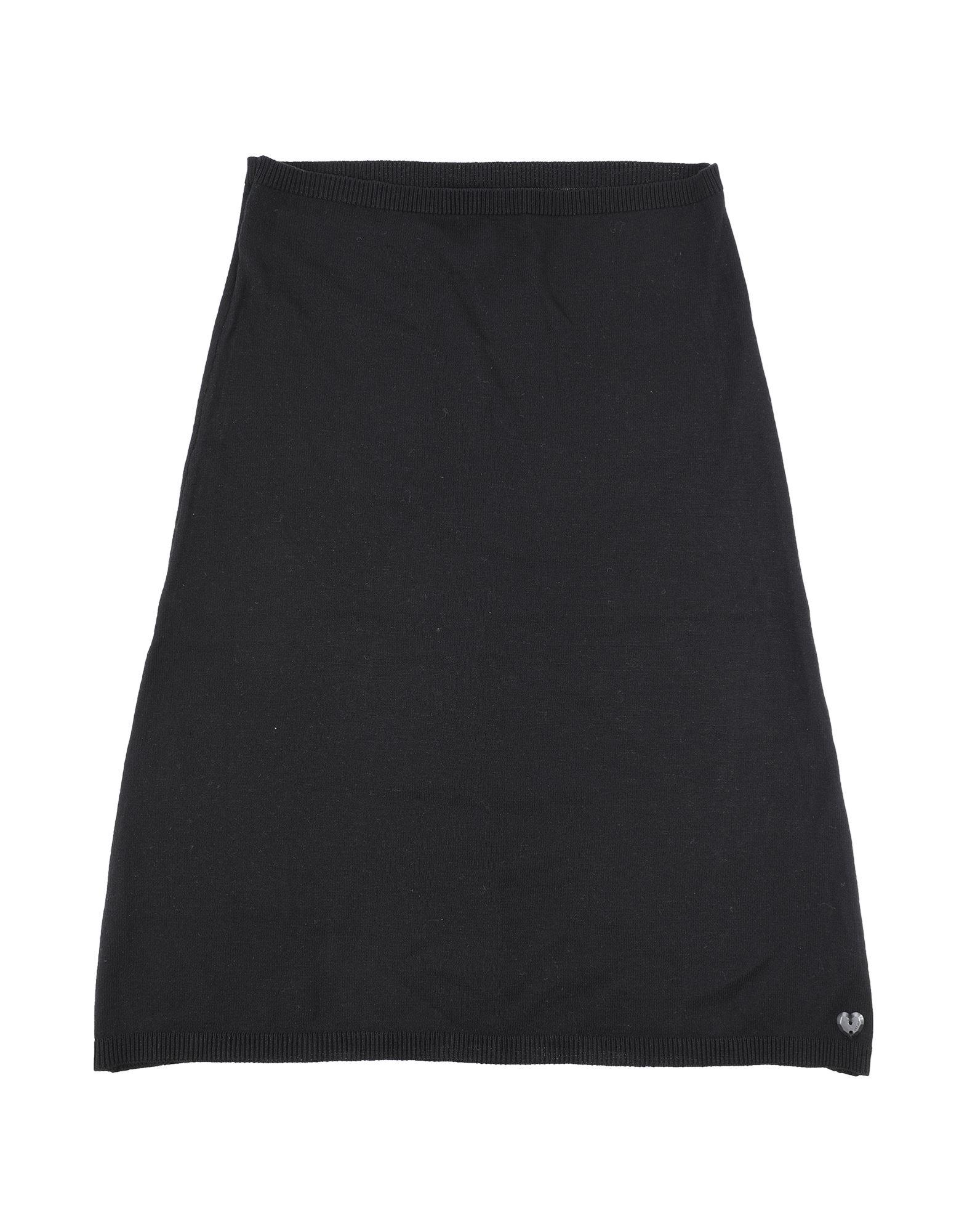 《セール開催中》MY TWIN TWINSET レディース ネックカラー ブラック one size レーヨン 72% / ポリエステル 28%