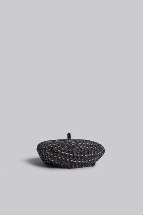 Chapeau Taille S 65% Viscose 35% Polyester métallisé - Dsquared2 - Modalova