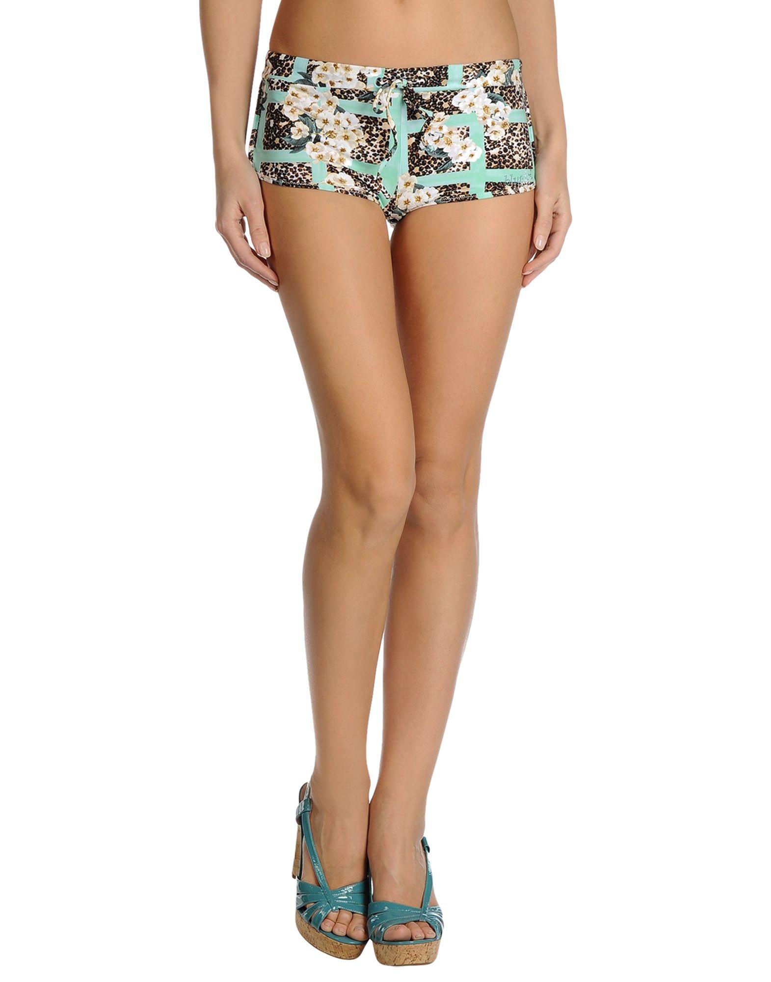 BLUGIRL BLUMARINE BEACHWEAR Пляжные брюки и шорты мужские пляжные шорты menstore surf s001