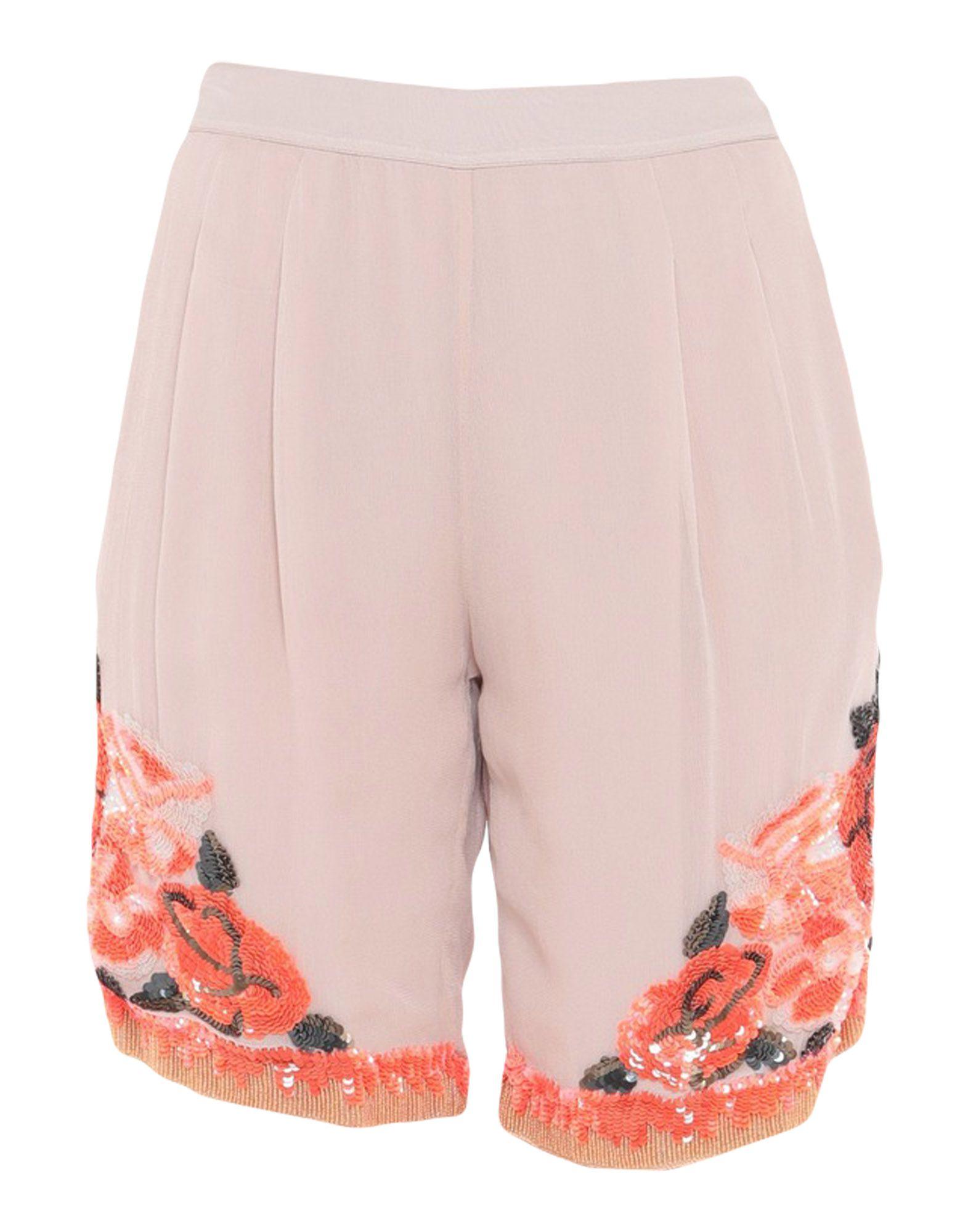TWIN-SET Simona Barbieri Пляжные брюки и шорты twin set simona barbieri пляжные брюки и шорты